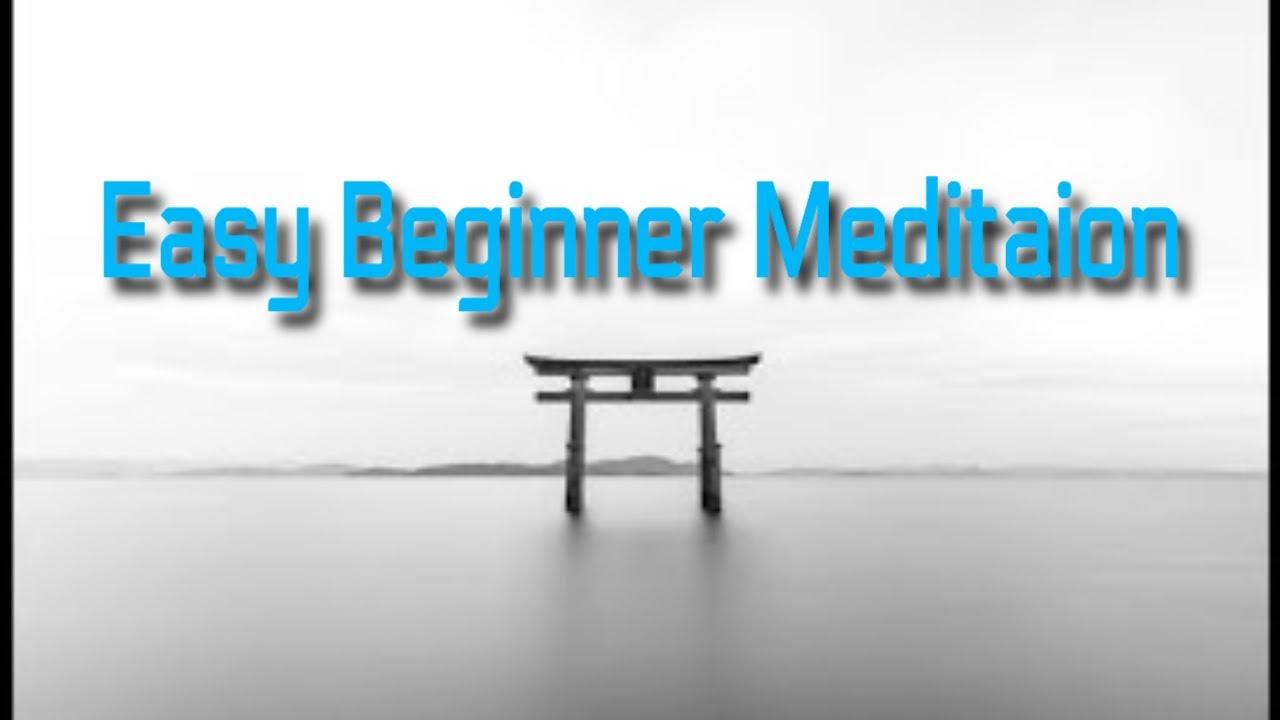 7 Day Beginner Guided Meditation Series