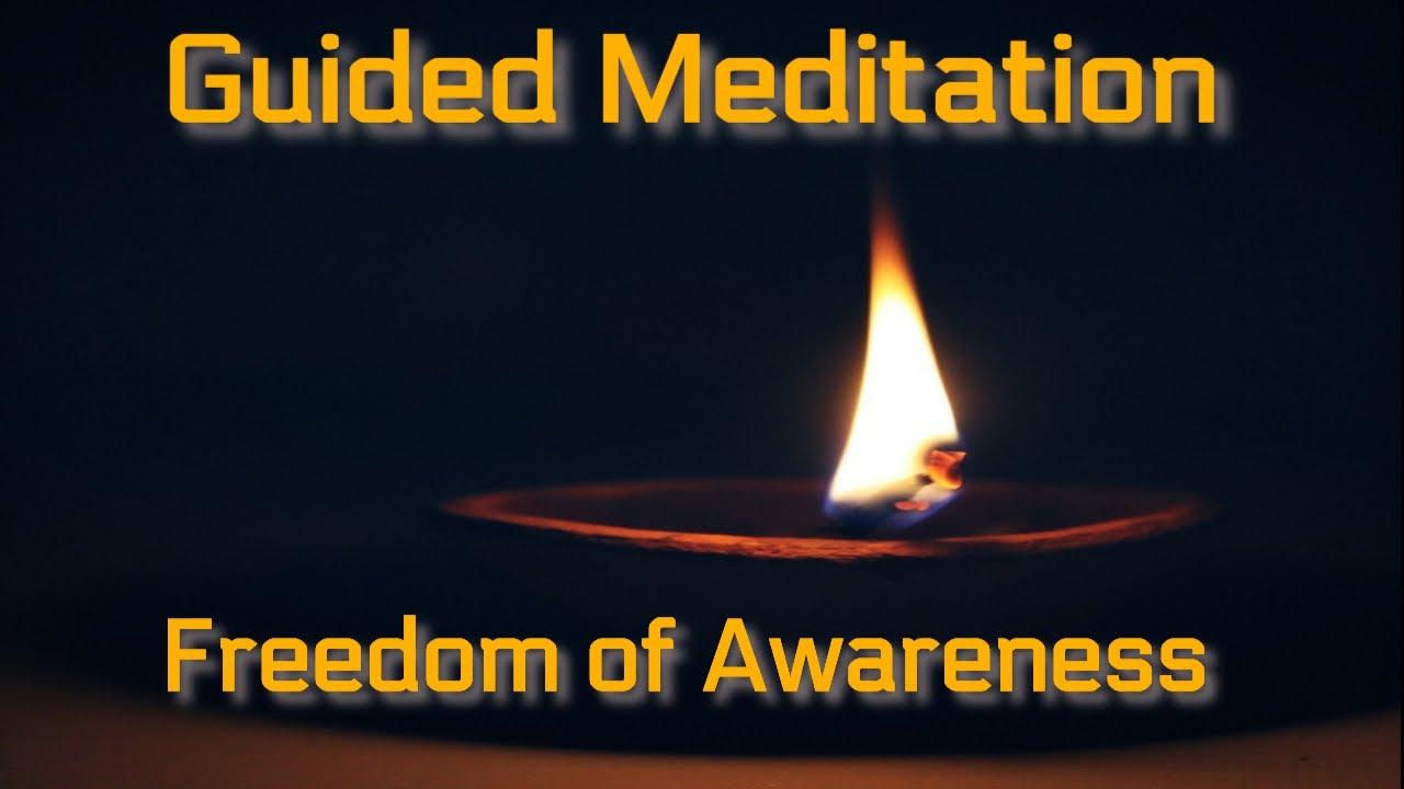 Guided meditation thumbnail